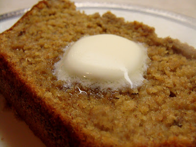 WW Banana Bread with Wheat Germ