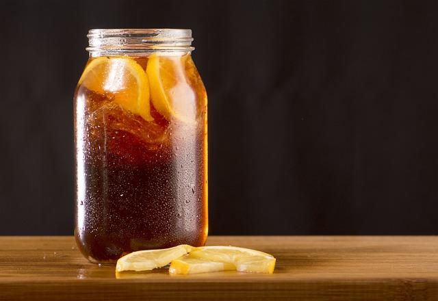 sun tea from sugarbananas.com