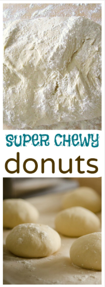super chewy donuts pinterest