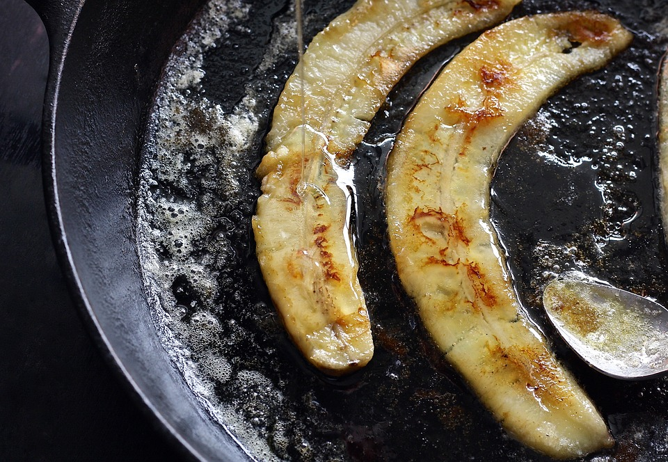 caramelized bananas on www.sugarbananas.com