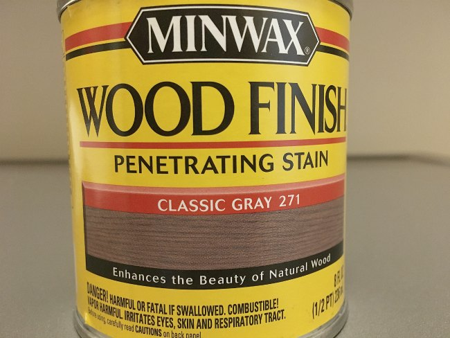 minx wood finish penetrating stain classic gray 271 on www.sugarbananas.com