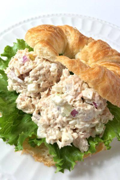Classic Tuna Salad Recipe Your Mom Used to Make