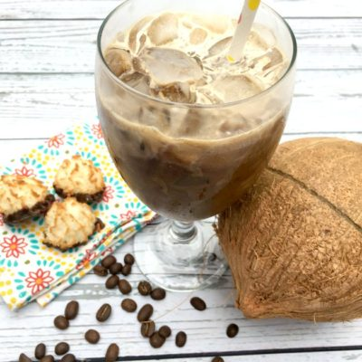 Hawaiian Coconut Cold Brew Coffee Concentrate from Gevalia https://ooh.li/6719290