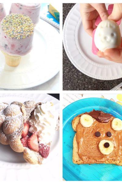 Fun Kids' Breakfasts They'll LOVE