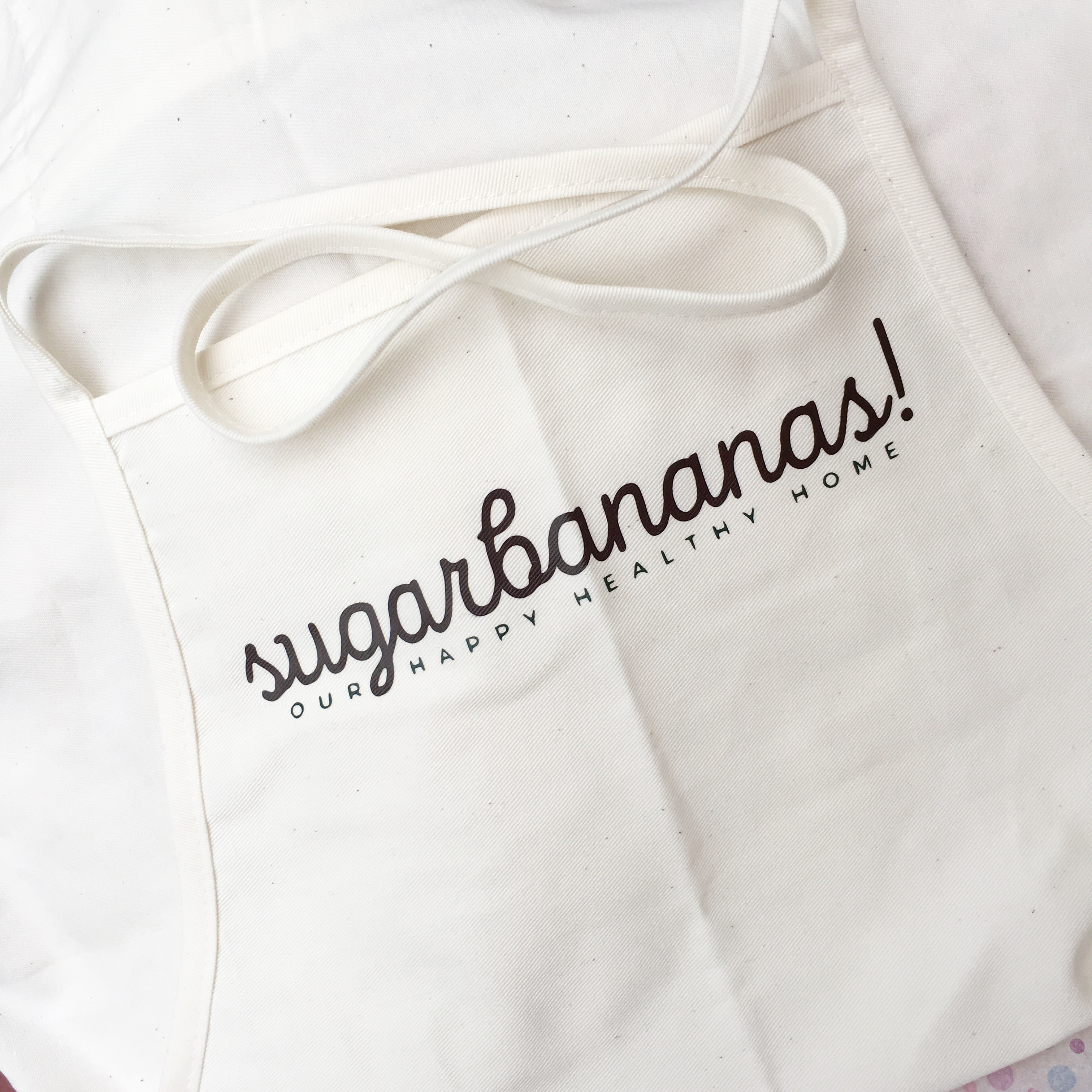 Sugar Bananas Apron on www.sugarbananas.com from Austin Owl Boutique