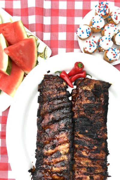Quick Grilled BBQ Ribs Recipe