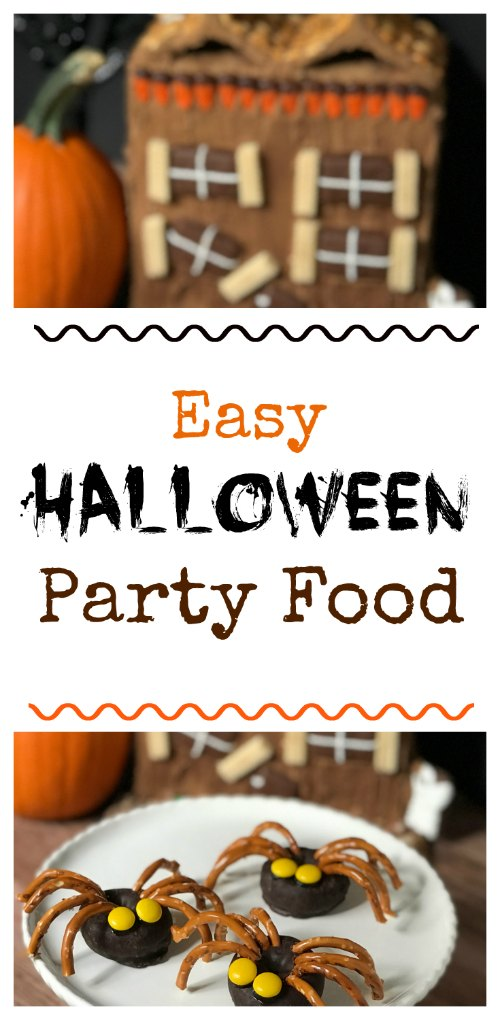 Easy Halloween Party Food Ideas from Sugar Bananas