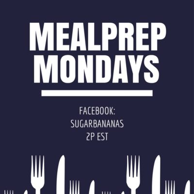 Week 2: Vegetarian Meal Prep Menu Series
