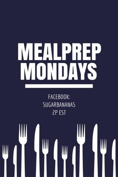 Week 3: Vegetarian Meal Prep Menu Series