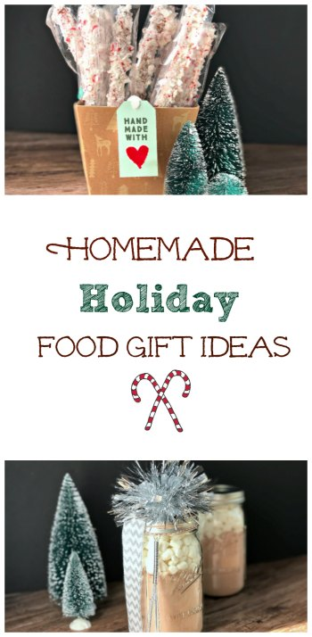 homemade holiday food gift ideas from sugar bananas